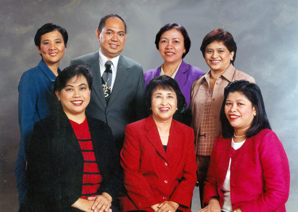 Board of Trustees - 1996 to 2002